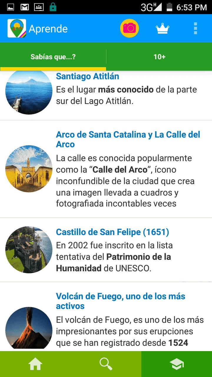 Aprende sobre Guatemala, su cultura, su historia, sus tradiciones, lugares y mucho más