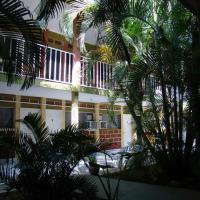 Hotel y cafeteria santa lucia
