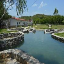 Baños termales Santa Marta