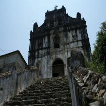 Iglesia de San Agustín Lanquín