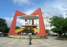 Parque Central La Paz