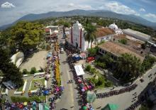 Parque Central de Salamá