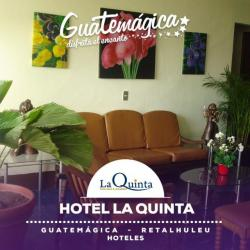 HOTEL LA QUINTA, BED AND BREAKFAST