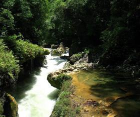 Río Cahabón