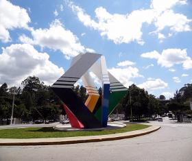 Plaza del Espíritu Ganador