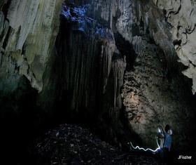 Cuevas B'omb'il pek