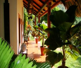 Hotel Candelaria Lodge y Restaurante El BistrotFrances