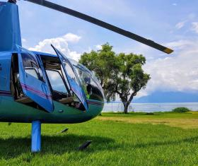 Tours en helicóptero  VUELOS PRIVADOS