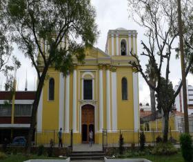 San Carlos Alzatate, Jalapa