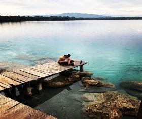 Parque Nacional Laguna Lachuá