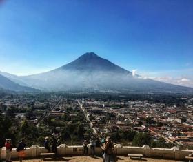 Cerro de la Cruz de Antigua Guatemala