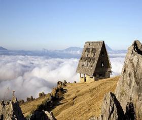 Nebaj a la Cumbre de Los Cuchumatantes