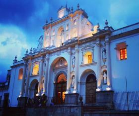 Ruinas y Catedral de San José