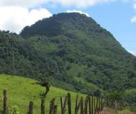 Volcán de Quetzaltepeque