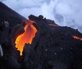 Volcán Pacaya. Un domingo de aventura!