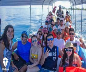 Tour a Cayos de Belice