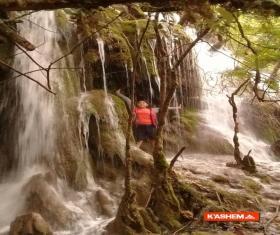 Los 2 cenotes de Candelaria y LAGUNA BRAVA con sus 3 cenotes