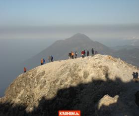Volcán Tajumulco – Ascenso nocturno