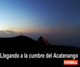 Volcán Acatenango – Ascenso nocturno