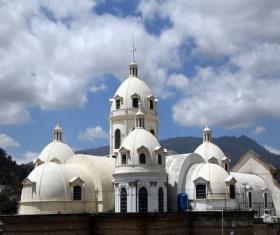 Catedral del Espíritu Santo de Quetzaltenango