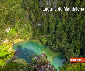Trekking por Los Cuchumatanes hacia Laguna de Magdalena