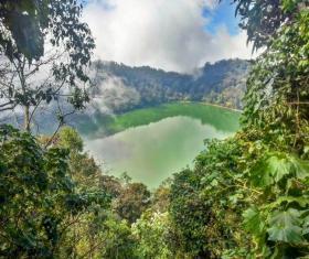 Volcán y Laguna Chicabal