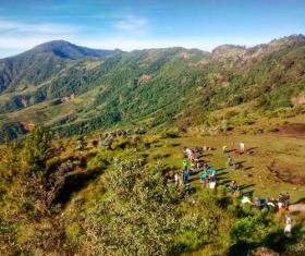 Volcanes Zunil y Santo Tomás – Premio Quetzal Juyub