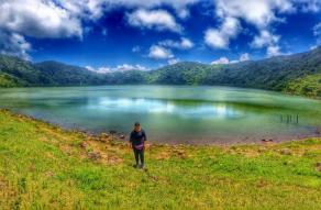 Volcán y Laguna de Ipala