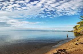 Playa Punta de Manabique