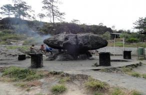 Piedra de los Compadres y su Leyenda