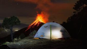 LA TRILOGÍA: Agua-Fuego-Acatenango
