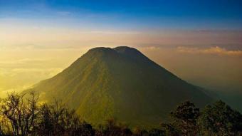 Volcán Tolimán - Campamento - Ruta Desde San Lucas Tolimán