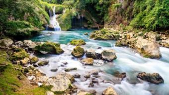 Semuc Champey, Rafting y cuevas de KanBa
