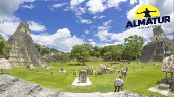 Viaje a Tikal-el Remate-Isla de Flores y Castillo de San Felipe