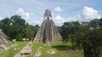 Fin de año en Tikal