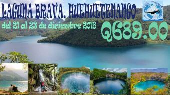 LAGUNA BRAVA, HUEHUETENANGO