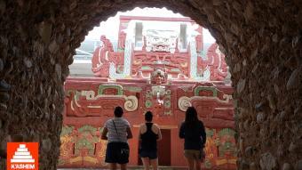 Cultura y Relajamiento en Copan, Honduras