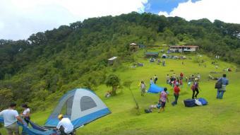 Cerro EL PITAL, volcanes SANTA ANA e IZALCO