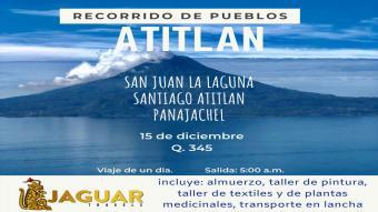 Pueblos de Atitlan