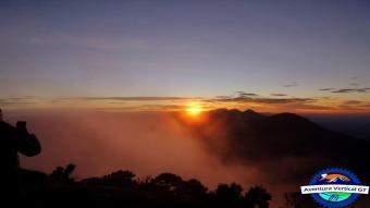 Volcán Santa María | Ascenso Nocturno