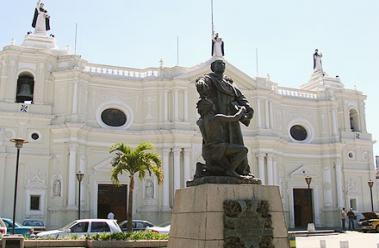 Monumento a Fray Bartolomé de las Casas