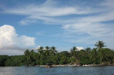 Playa Boca Barra El Dormido
