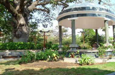 Parque Central de Guastatoya