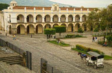 Plaza Mayor o Parque Central
