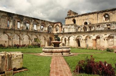Ruinas Convento de Santa Clara