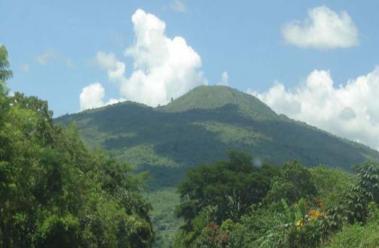 Volcán Amayo