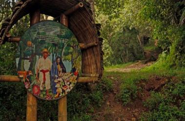 Parque Ecológico Volcán San Pedro