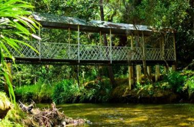 Reserva Río Escondido