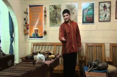Casa del Quetzal y de la Marimba