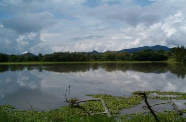 Laguna el Jute